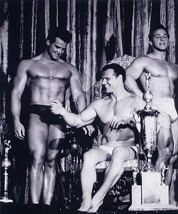 bodybuilding in the 1940s