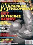 Bodybuilding Muscular Development Magazines