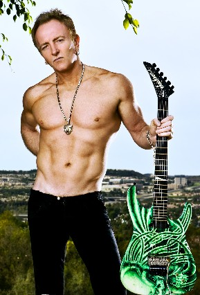 Phil Collen Workout